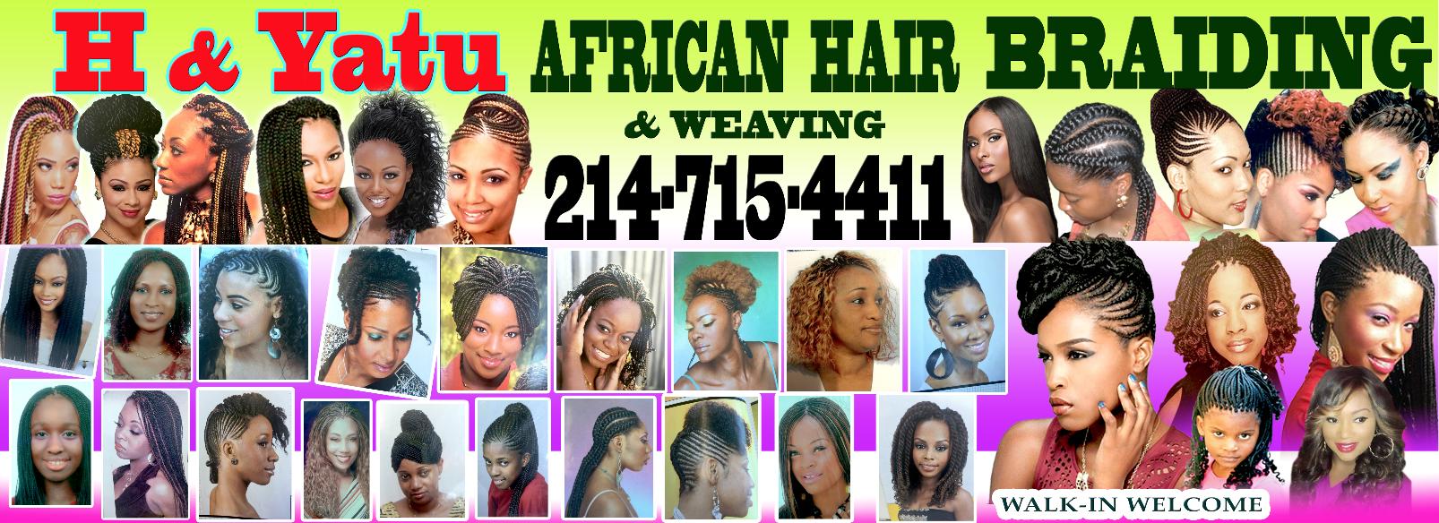 H & Yatou African hair Braiding